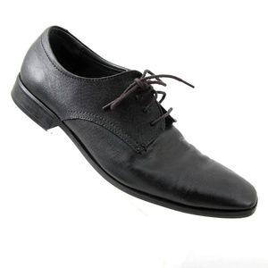 Men's Calvin Klein Textured Oxford Shoes Sz 10 M
